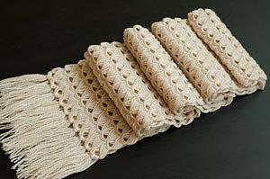 Комбинированные способы вязания