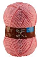 Пряжа Семеновская «Арина» - (79 - Ярко-розовый)