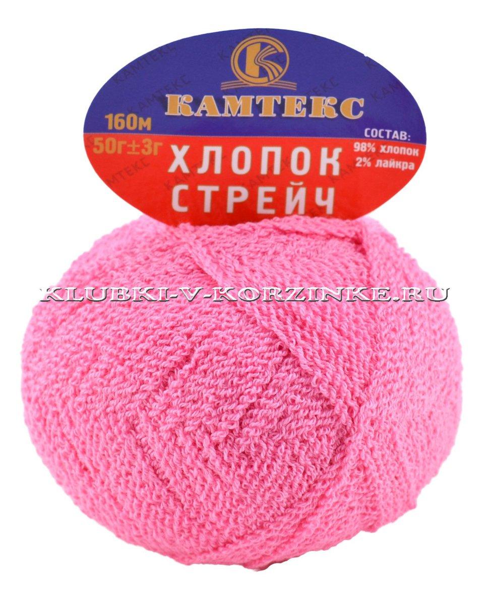 Пряжа для вязания из 100 хлопока