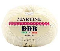 Пряжа Martine BBB - (7800 - Молочный)