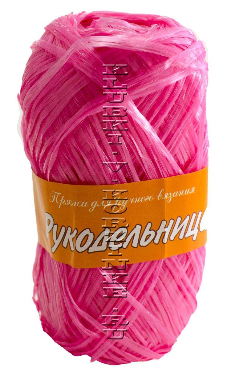 Пряжа для вязания мочалок 76