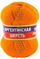 Пряжа Камтекс «Аргентинская шерсть» - (035 - Оранжевый)