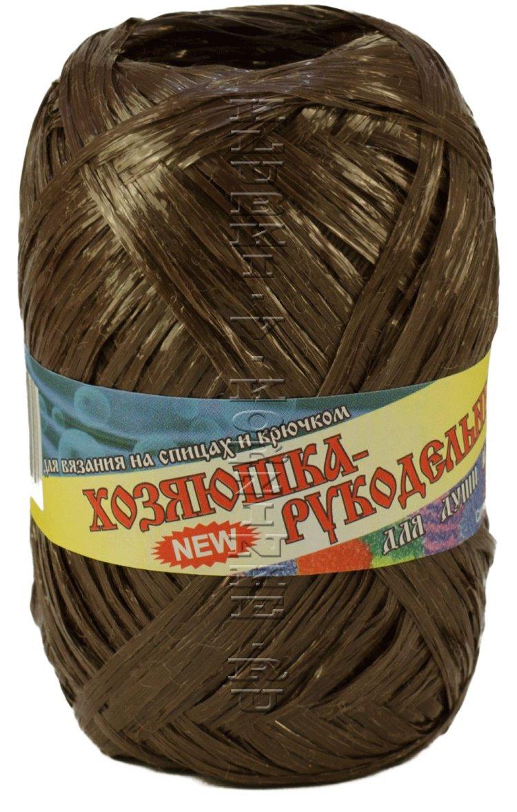 Пряжа для вязания мочалок: какую лучше выбрать 4
