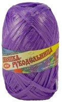 Пряжа Хозяюшка-рукодельница «Для души и душа» (Фиолетовый)