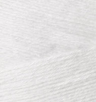 Пряжа Bamboo Fine Alize - (55 - Белый)