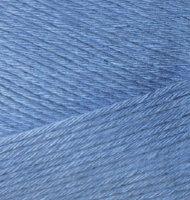 Пряжа Bamboo Fine Alize - (303 - Синий электрик)