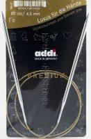 Спицы ADDI круговые супергладкие №4,5, 80 см