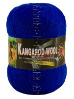 Пряжа «Kangaroo Wool» Color City - (303 - Василек)