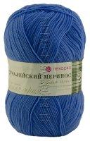 Пряжа Пехорка «Австралийский меринос» (520 - Голубая пролеска)