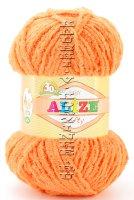 Пряжа Softy Alize - (336 - Оранжевый)
