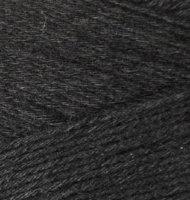 Пряжа Bamboo Fine Alize - (60 - Черный)