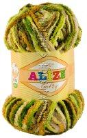 Пряжа Softy Alize - (51299 - Зеленый)