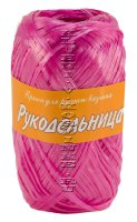 Пряжа Рукодельница - (09 - Малиновый)