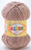 Пряжа Softy Alize - (617 - Кофе с молоком)