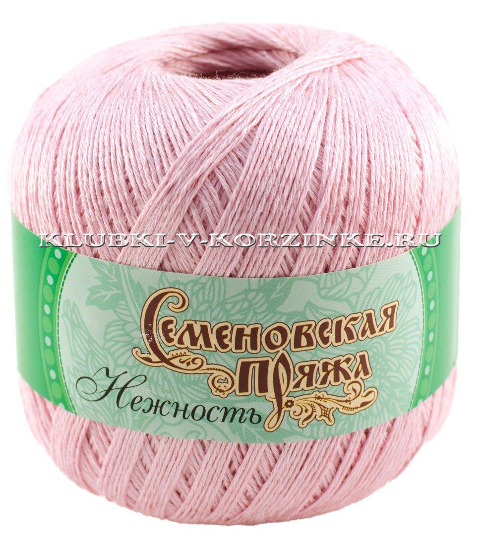 Пряжа бамбук плотность вязания
