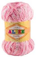 Пряжа Softy Alize - (51304 - Розовый)