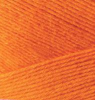 Пряжа Bamboo Fine Alize - (483 - Оранжевый)