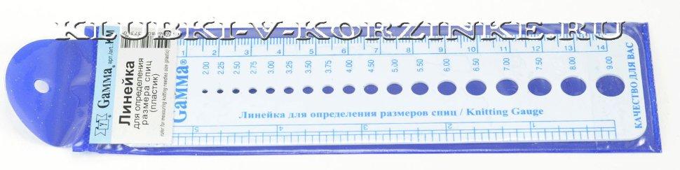 Измерить все для вязания 61