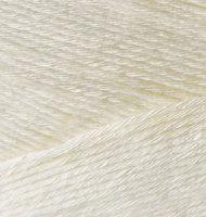 Пряжа Bamboo Fine Alize - (01 - Молочный)