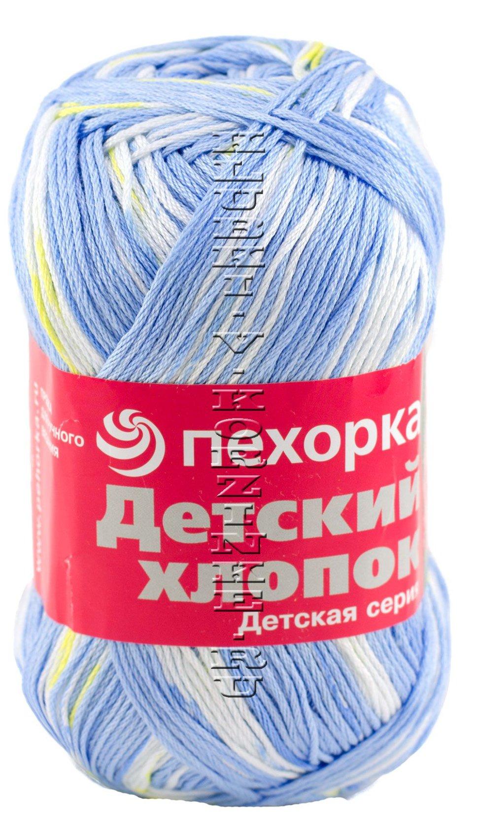 Детская пряжа для ручного вязания. Купить в интернет 52