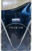 Спицы ADDI круговые супергладкие №4,5 50 см