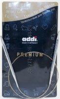 Спицы ADDI круговые супергладкие №5; 50 см