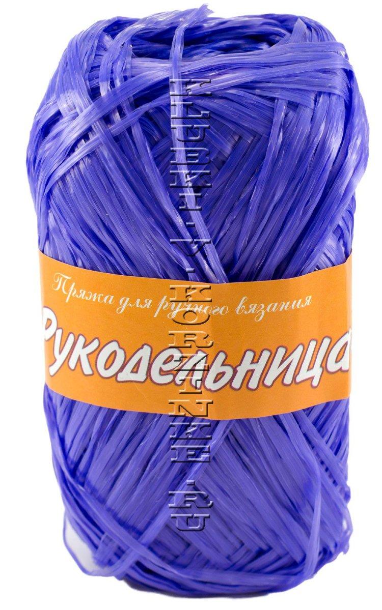 Пряжа для вязания мочалок 85