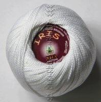 Пряжа VITA cotton IRIS - (2101 - Белый)