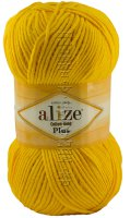 Пряжа Cotton Gold Plus Alize - (216 - Цыпленок)