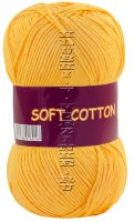 "Пряжа VITA cotton ""SOFT COTTON"" - (1829 - Желток)"