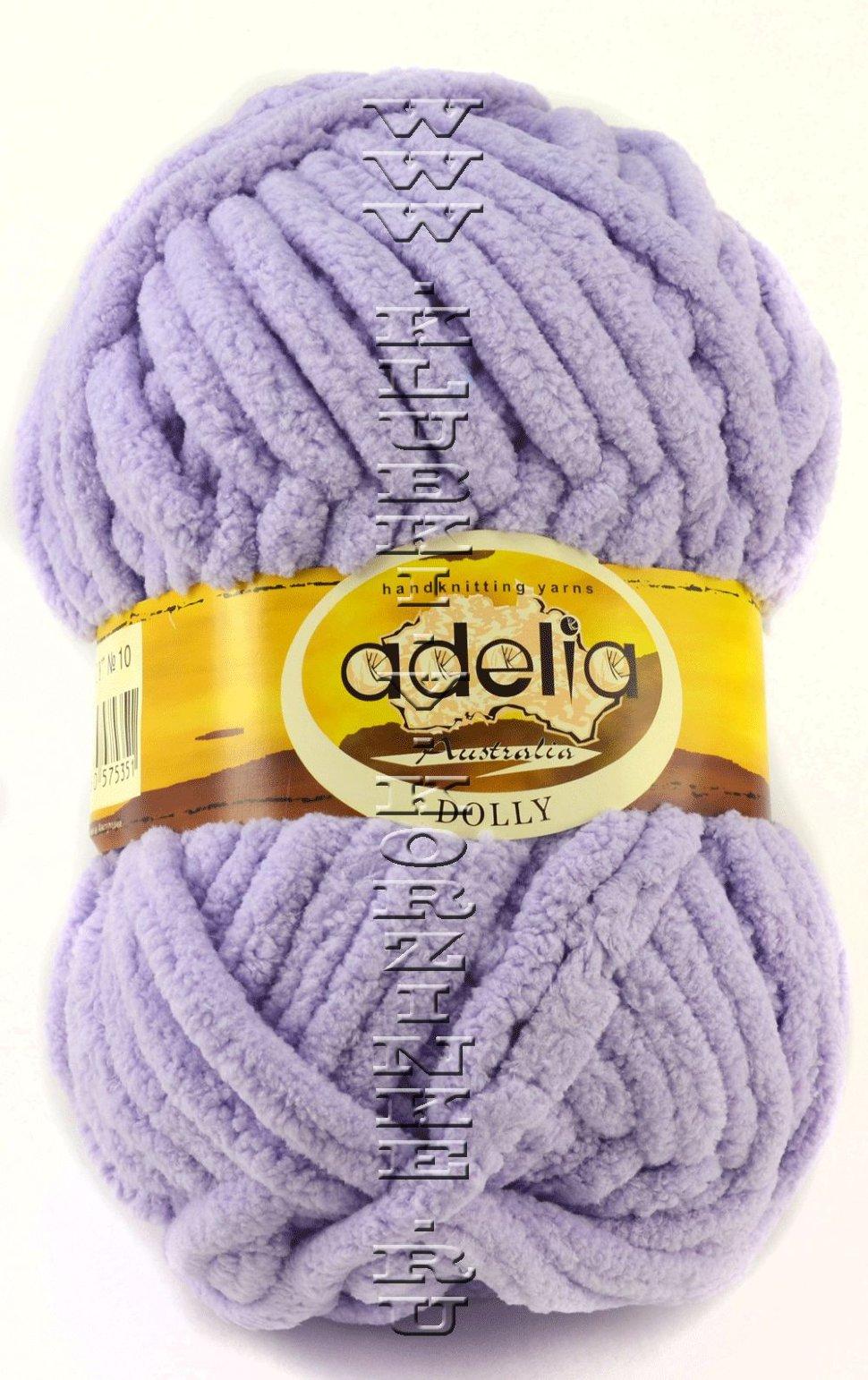 Пряжа adelia кто производитель ленты для одежды с надписью