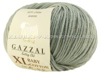 Пряжа GAZZAL (Газзал) Baby Cotton XL - (3430XL - Серый)