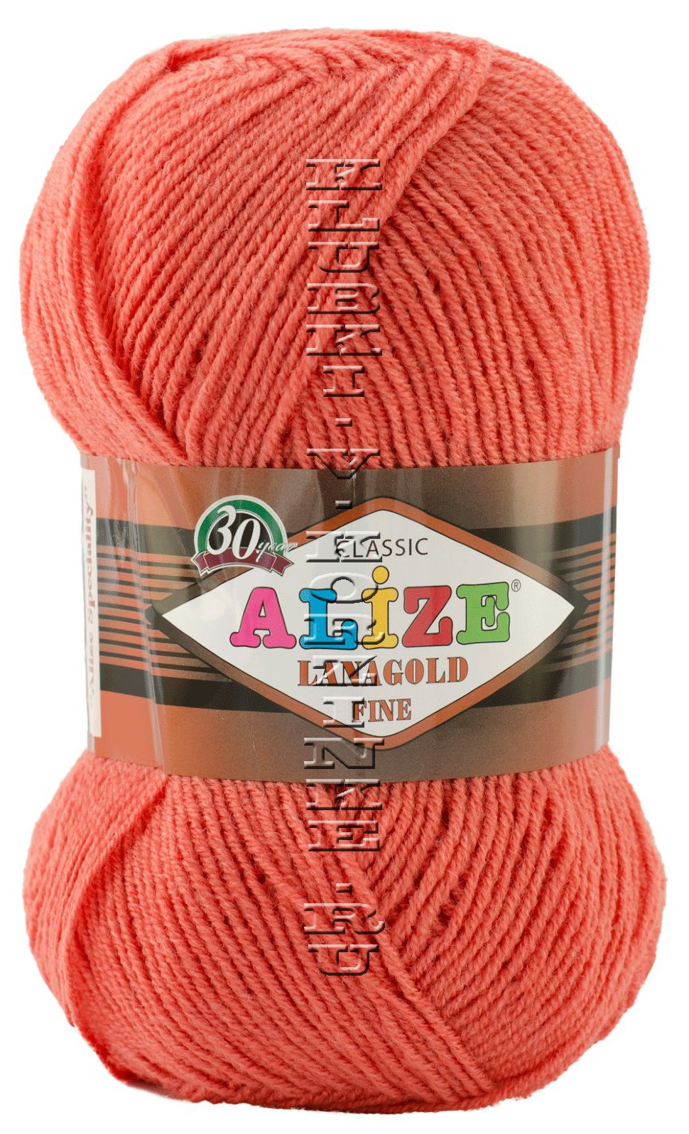 fcb2be76e805f Alize («Ализе») | Пряжа Lanagold Fine Alize - (154 - Коралловый ...