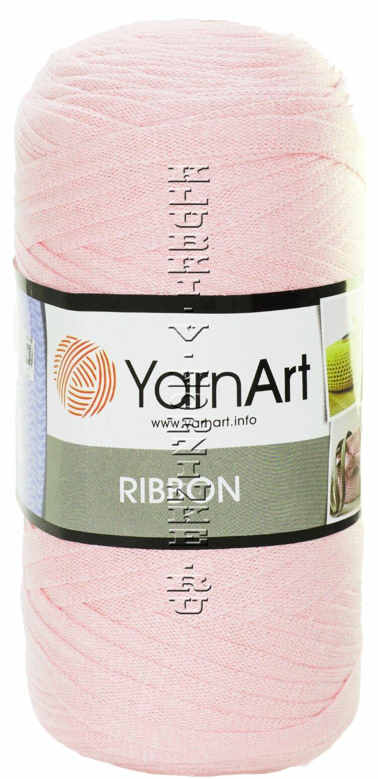 Пряжа Ribbon YarnArt - (762 - Розовый) | Интернет-магазин пряжи «Клубки в корзинке»